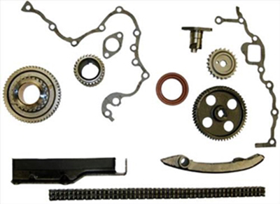 Kit Corrente do Motor Completo (dupla) - mitsubishi Pajer