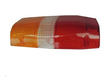 Lente Lanterna Traseira L/e - Pc mitsubishi L200 Todos Os