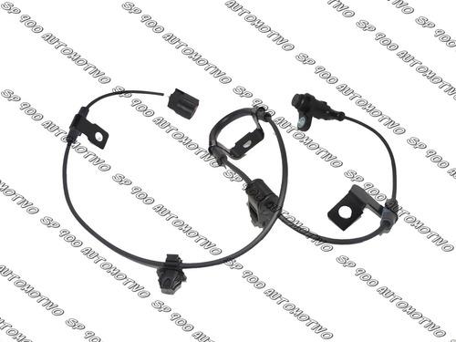 Sensor Abs Traseiro Lado Esquerdo - Pc mitsubishi L200 de