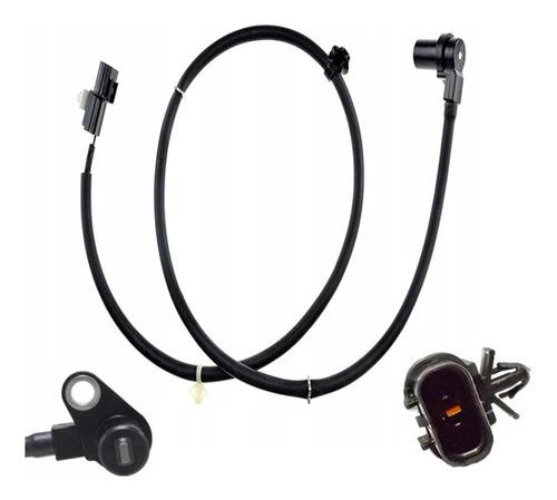 Sensor Abs Dianteiro Lado Esquerdo - Sku: Moe05